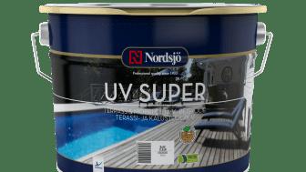 UV SUPER Terrass och Möbelolja
