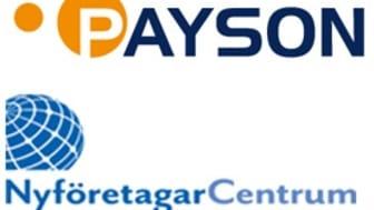 Payson och NyföretagarCentrum i samarbete om e-handel