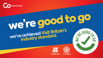 Go North East is 'Good to Go' as it achieves VisitBritain's accreditation