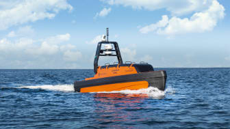 Aker BioMarine's new Sounder USV will collect data on krill biomass to facilitate sustainable harvesting