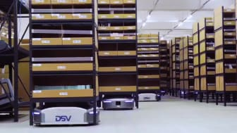 DSV accelerates innovation through Plug and Play
