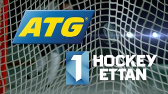 ATG blir huvudsponsor till Hockeyettan