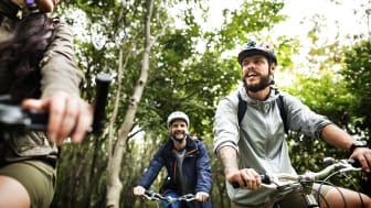 3 juni är det Cykelns dag - då ska cyklister uppmärksammas av Piteå kommun.     Foto: Getty Images