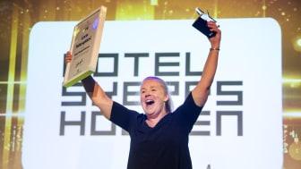 Hotell Skeppsholmen blev Årets Mötesplats 2018.