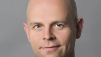 Fredrik Östbye, VP of Telenor