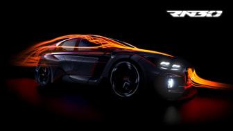 Hyundais RN30 konseptbil med 380 hk og firehjulstrekk