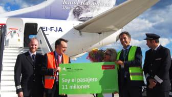 Norwegian transporta al pasajero 11 millones del aeropuerto de Alicante