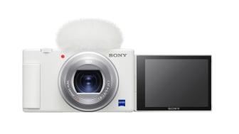 Модель ZV-1 в белом цвете уже в продаже
