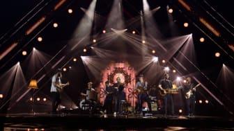 Jonah Blacksmith og Dreamers' Circus ved Kronprinsparrets Priser 2020