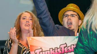 Moises Rumie, 2019 års vinnare av Funkisfestivalen,