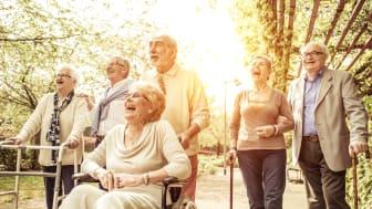 Internationella dagen för äldre uppmärksammas idag - skydda dig mot brand