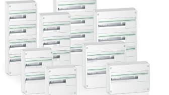 Schneider Electric introducerer en ny serie af gruppetavler: Resi9 CX