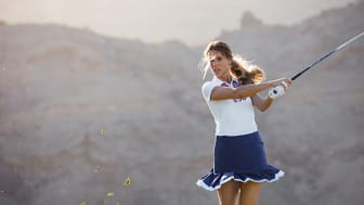 Daily Sports golf collection SS19, Moa polo shirt and Mika skort
