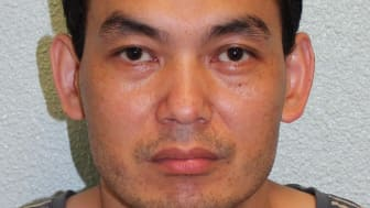 Al Gui He, 38, from Charlton, has been caught after absconding