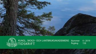 KSLAT 4-2019 Ekosystemtjänster. Om äpple och päron i skogen