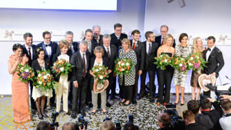 Bewegende Gala in Berlin: Felix Burda Award ehrt Helden der Darmkrebsvorsorge.