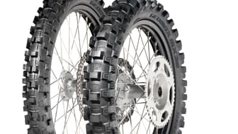 Vi presenterer nye dimensjoner i den MXGP-vinnende Dunlop Geomax-serien