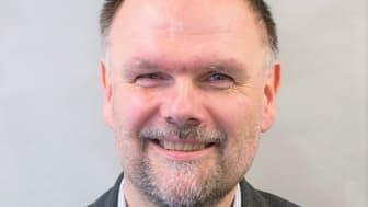 Kristian Sandberg, chef vid SciLifeLabs läkemedelsplattform