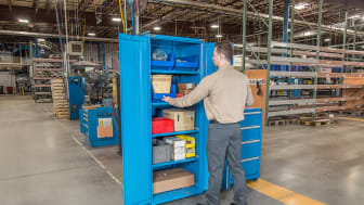 LISTA® and Vidmar® Introduces Tall Cabinet Line to its Portfolio of Customizable Storage Solutions