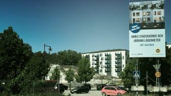 I Stockholm bygger man inga nya bostäder för denna målgrupp (det gör man inte i några andra kommuner heller). Foto: Equal