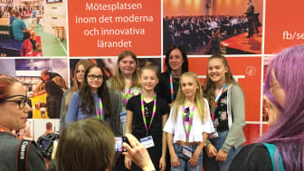 Maria Wiman årets Trevor Dolan Stipendiat 2017