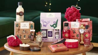 Skapa den operfekta perfekta julen med The Body Shops julkollektion!