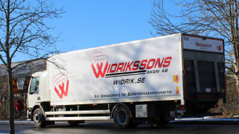 Widrikssons erbjuder fossilfria transporter i Göteborg och Stockholmsområdet.