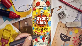 Die Limited Edition spiegelt die Vielfalt der Heimat von Havana Club wieder