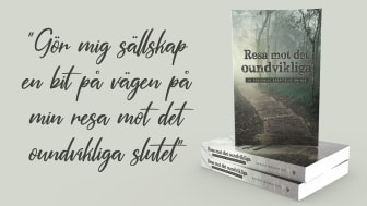 Anders Magnusson släpper sin bok på temat ALS den 6 april 2021.