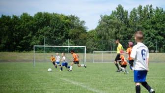 Absage: Benefiz-Fußballturnier