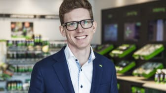 Max Lagerstedt appointed new Essve group CEO