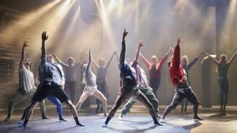 Contemporary dance med GöteborgsOperans danskompani. Foto: Lennart Sjöberg (foto från 2019).