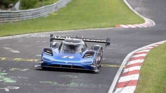 ID.R Nürburgring-rekord
