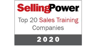 Mercuri International named to Selling Power Magazine's Top 20 Sales Training Companies 2020 List