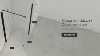 INR lanserar banbrytande digitalt verktyg för anpassning och visualisering av duschväggar