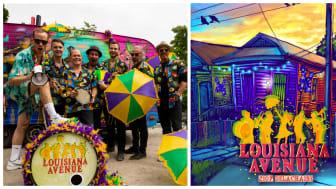 """Louisiana Avenues debutalbum """"2107 Delachaise"""" är här!"""