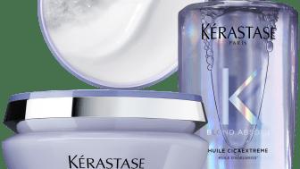 Esittelemme ensimmäisen Kérastase-hoitomenetelmän, joka on suunniteltu äärimmäisen vaativien vaalennettujen hiusten hoitoon