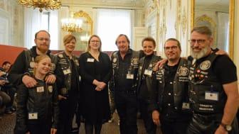 Barber Angels Brotherhood mit Katharina Bonnenfant, Deputy Permanent Delegate der UNESCO