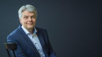 Nils-Olof Forsgren, vd Uminova Innovation. Fotograf: Patrick Trädgårdh