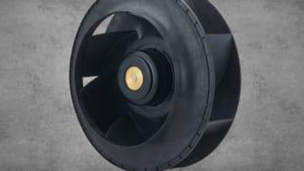 Energieffektiva centrifugalfläktar från Sanyo dekni