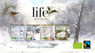 Winter Life Collection – vinterteer från Life by Follis