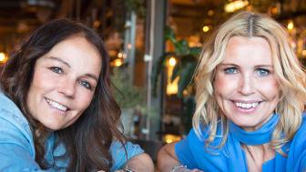 Lena Bivner och Åsa Ahlund