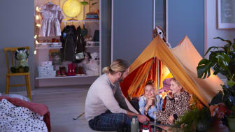 Elfa_Find ny opbevaringsplads i børneværelset.