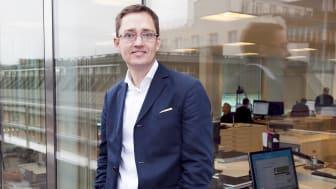 Arkitekten Jonas Falk, ledande inom kontorsarkitektur, delar sin analys och intressanta tankar om kontorens utveckling efter Corona.