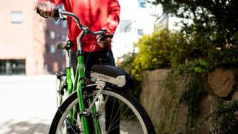 Elmotorn Zipforce passar de flesta cyklar.