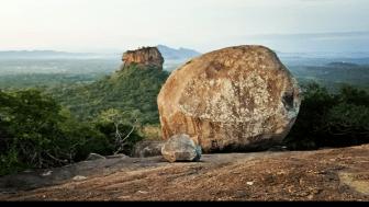 Sigiriya Rock Sri Lanka Hummingbird Lifestyle Travel