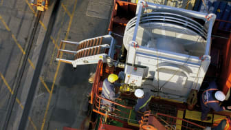 Cavotec is now the leading supplier of shore power and charging systems for ships and other mobile equipment.