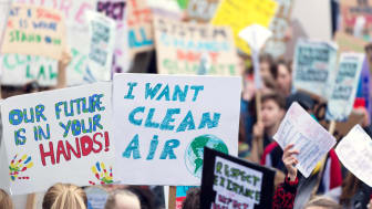 International Children's Day: young people across the world are almost as concerned about air pollution as COVID-19