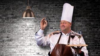 Den 11 mars drar Svante Båth på sig kockmössan och äntrar Solvallas restaurang Kongressen.