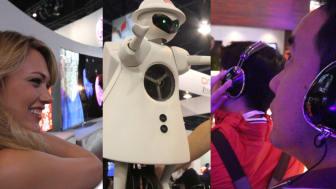 CES-messen i Las Vegas: Innovativt, kreativt og grenseløst